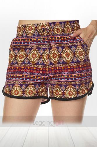 Aztec Summer Shorts