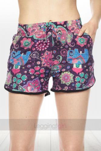Cheery Elephant - Shorts