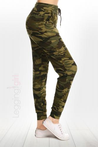 Camouflage Jogger